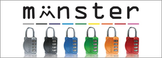 Monster Padlocks: Locking solutions
